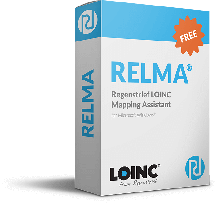 RELMA software box