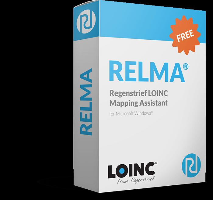 RELMA software box