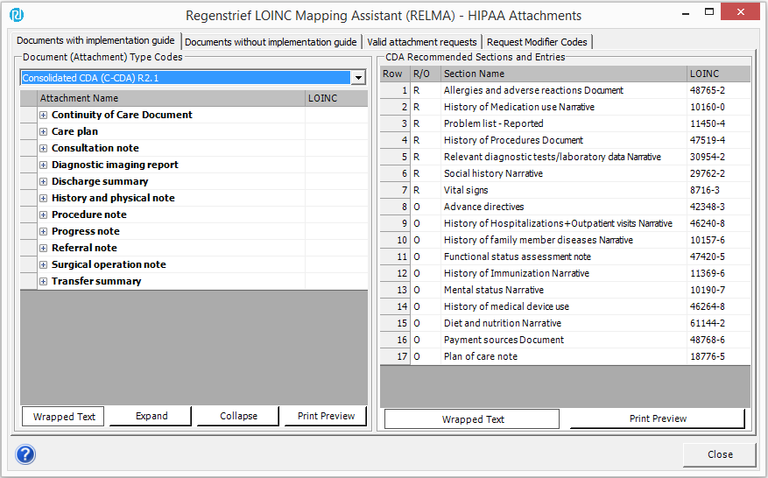 RELMA Documents with Implementation Guide 1