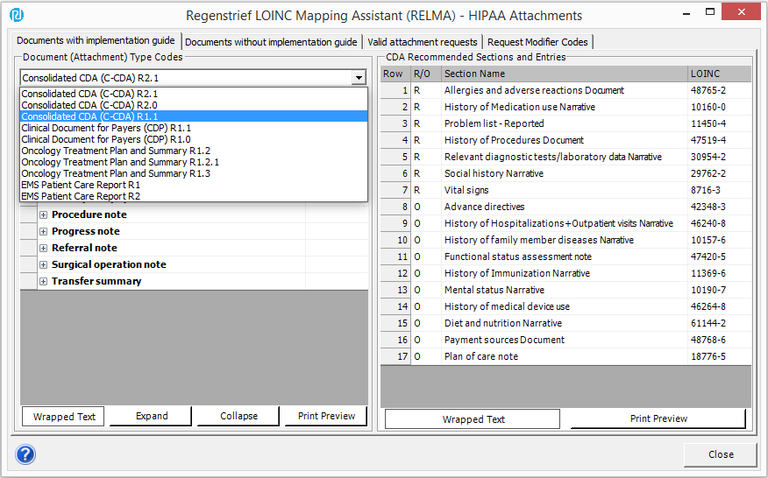 RELMA Documents with Implementation Guide 2