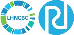 LHNCBC & RI logos