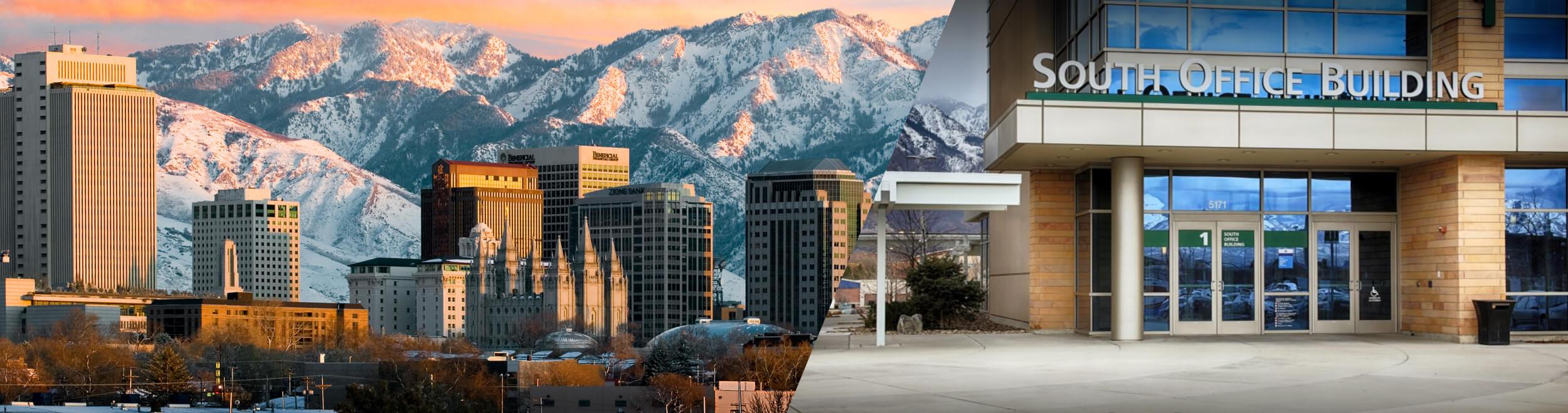 Salt Lake City / Intermountain Health South Office Building