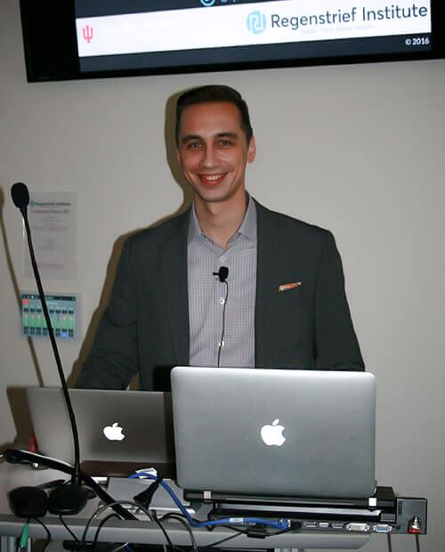 dv presenting