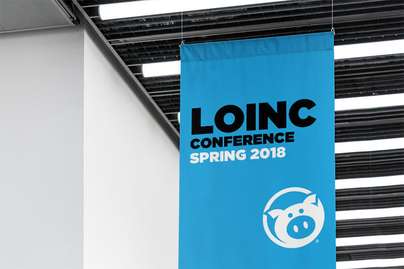 Representative banner for LOINC Conference