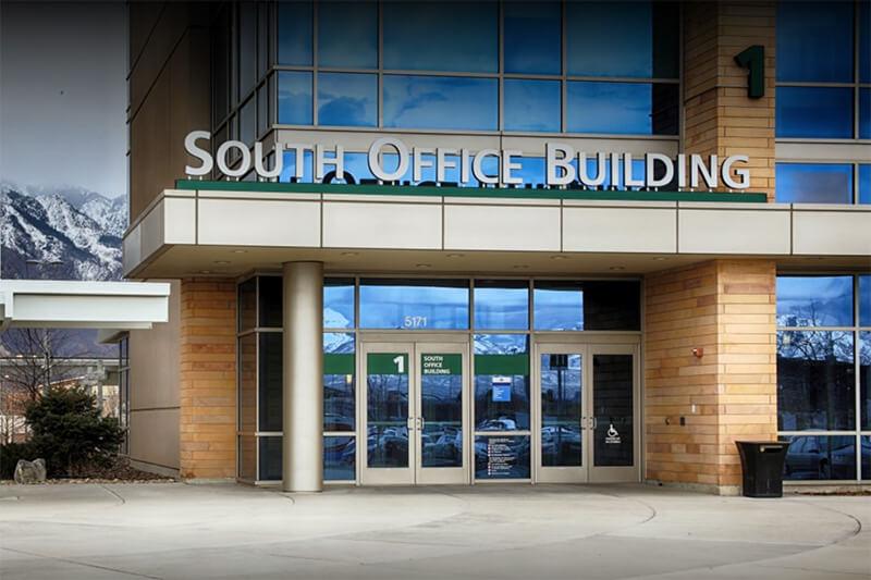 Intermountain Healthcare South Office Building