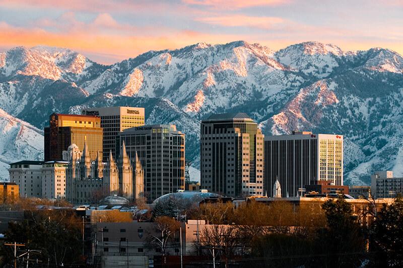 Salt Lake City photo by Douglas Pulsipher