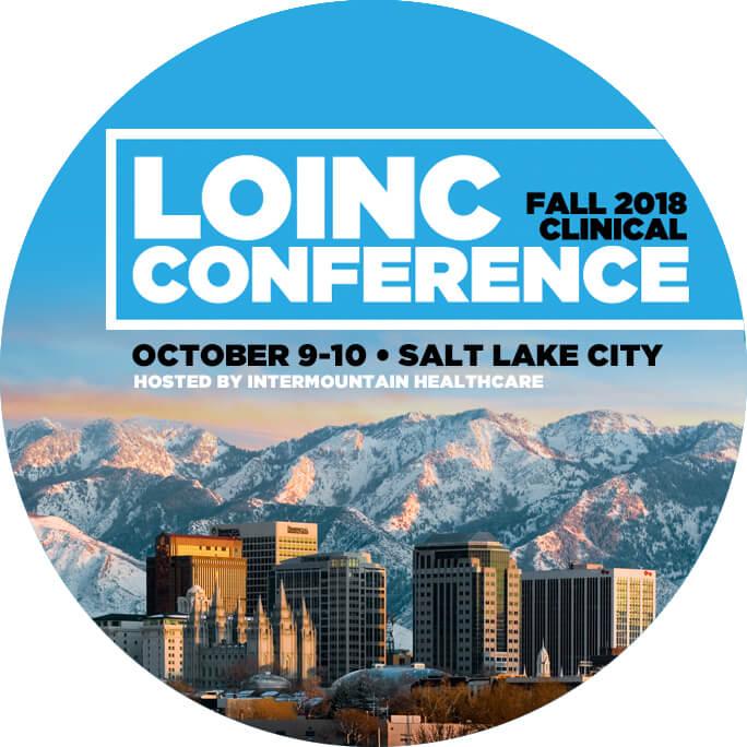 LOINC Conference - Fall 2018