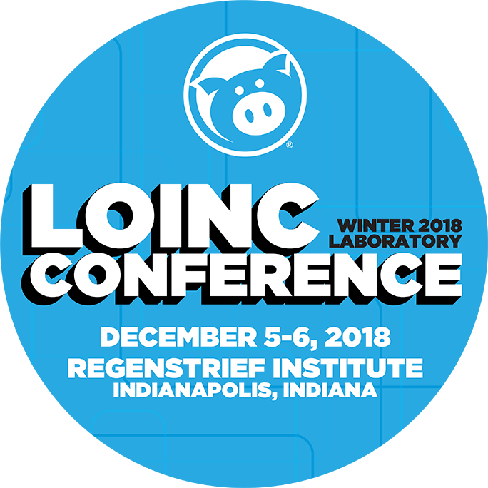 LOINC Conference - Winter 2018