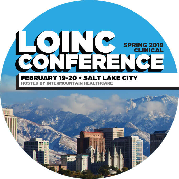 LOINC Conference - Spring 2019
