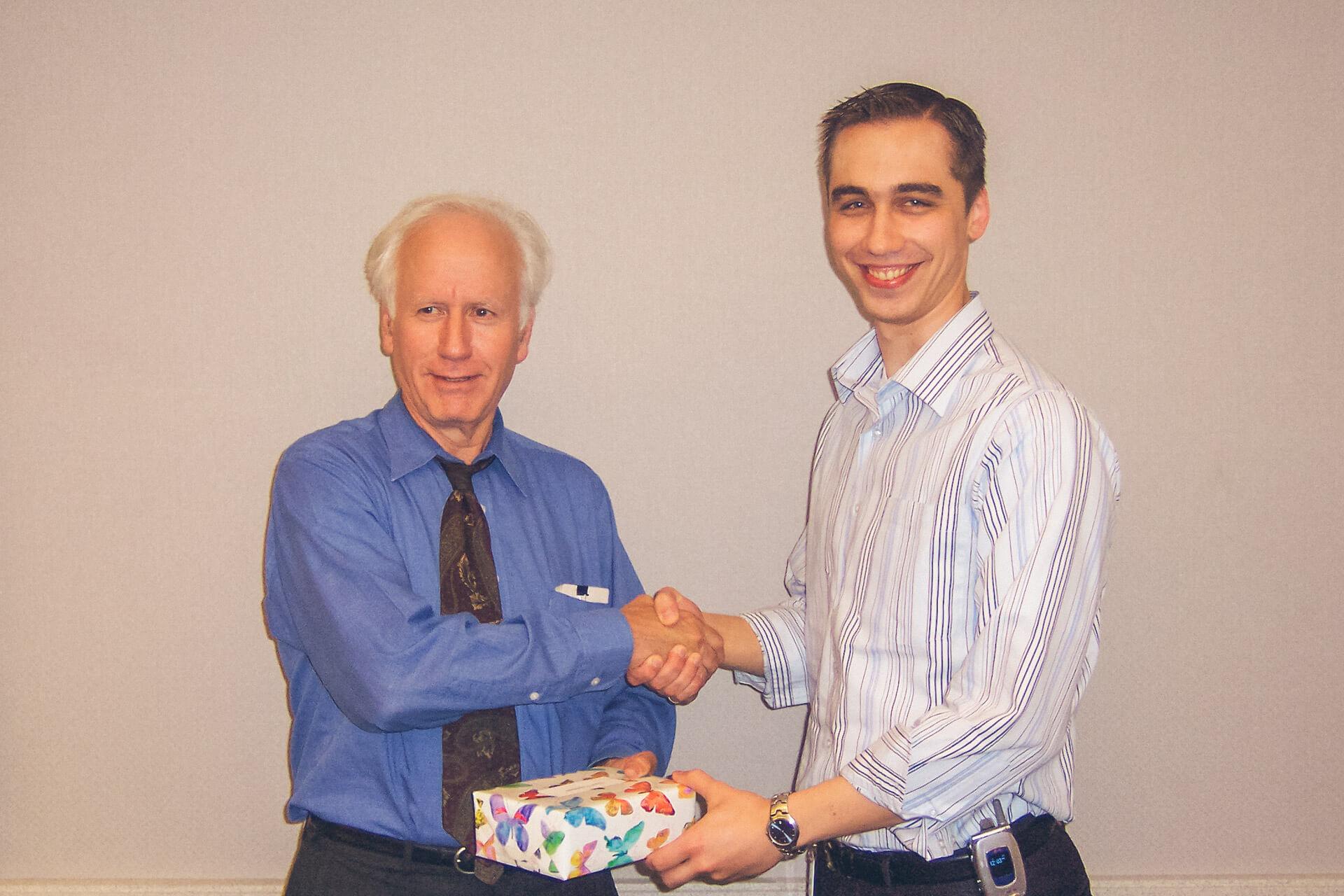 Clem McDonald Daniel Vreeman Fellowship