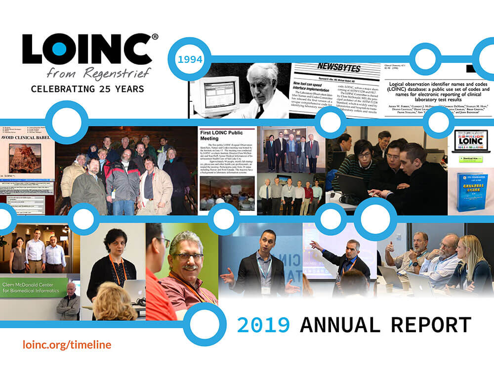 2018 LOINC Annual Report