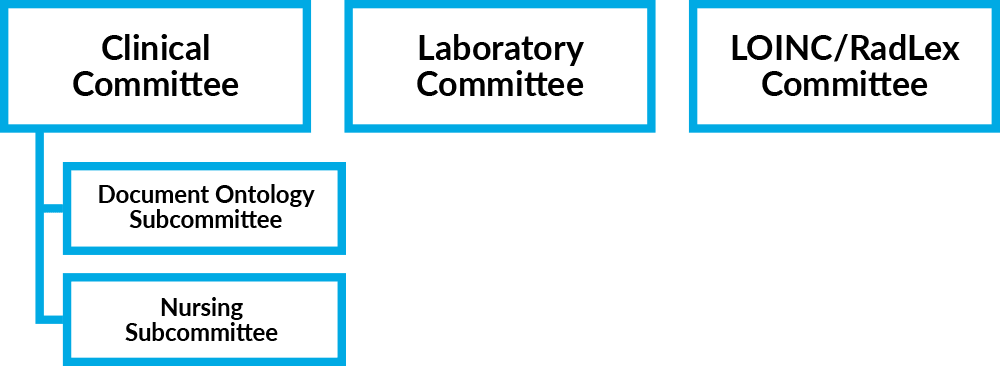 LOINC Committee structure