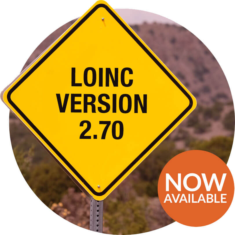 New LOINC version 2.70 now available